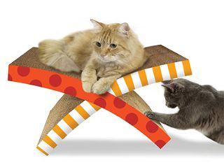 猫の爪とぎハンモックスクラッチャー
