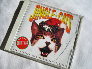 JINGLE CATSのCD