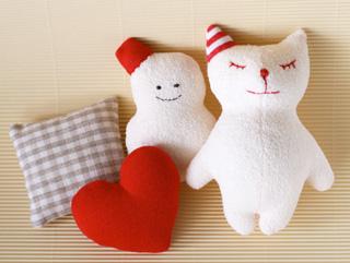 猫おもちゃ冬のギフトパッケージ